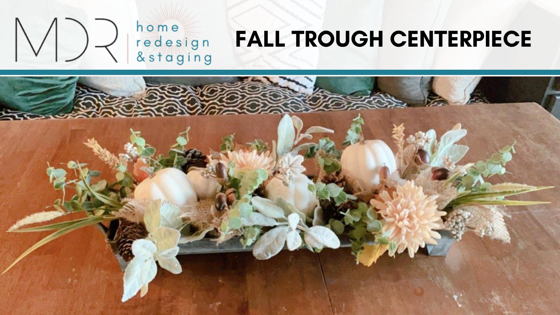 MDR Workshop: Fall Centerpiece