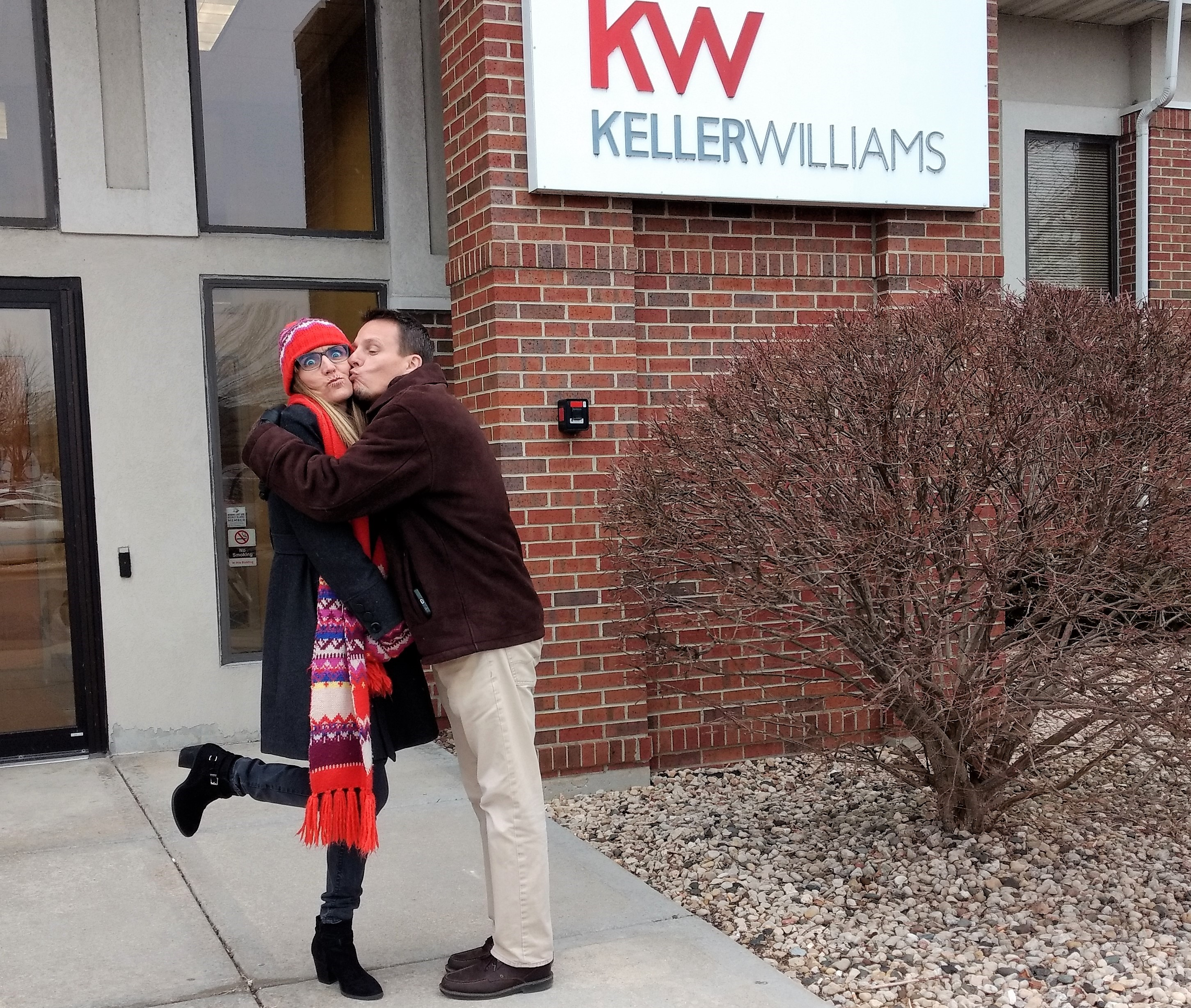Renee and Kevin Clark, Owners of MAKING DREAMS Realty
