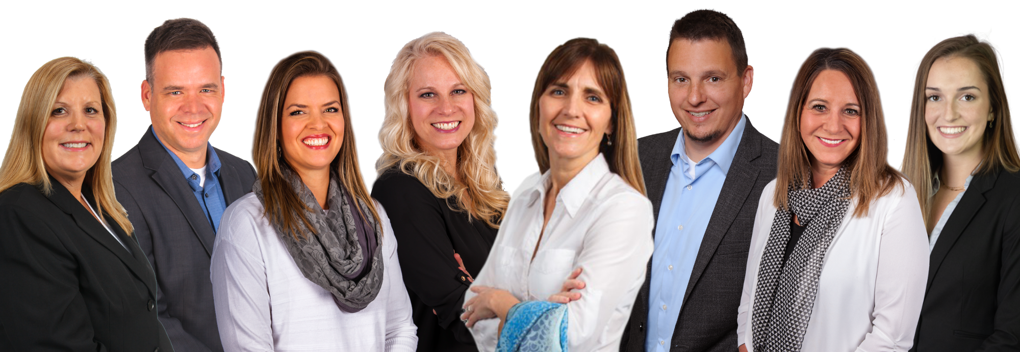 The MAKING DREAMS Realty Team