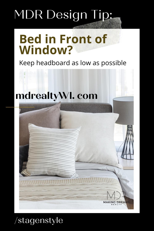 MDR Design Tip for Bedroom