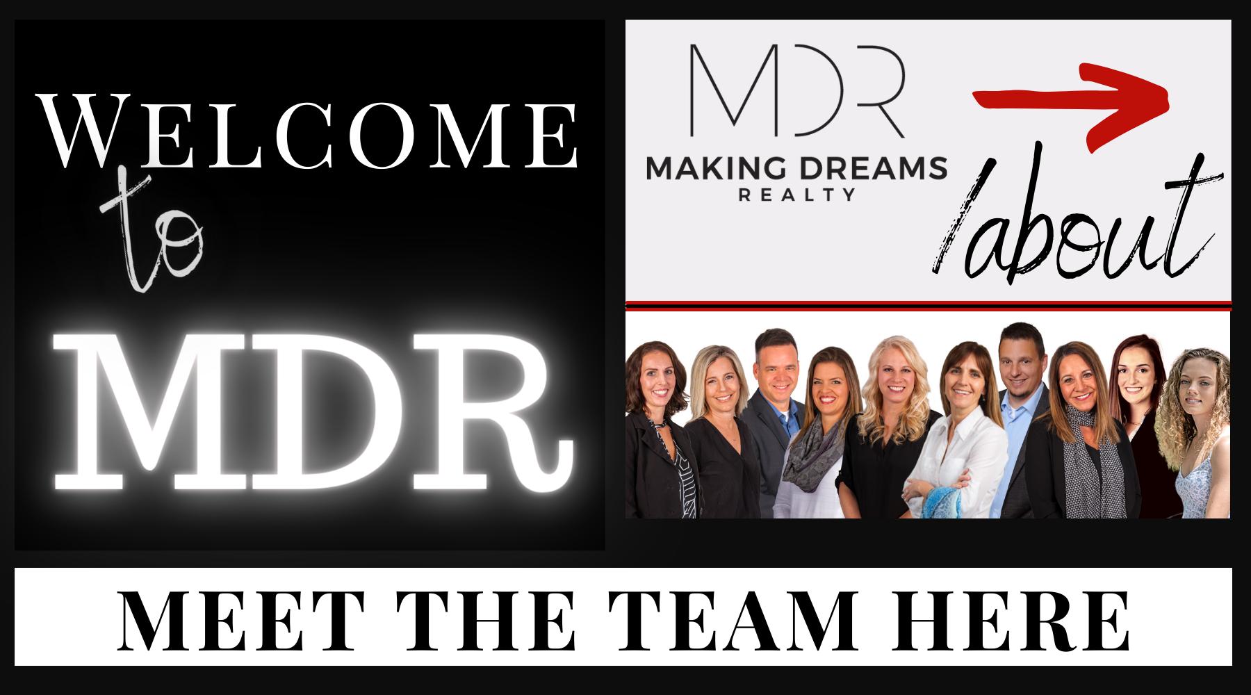 Meet the Team at MAKING DREAMS Realty