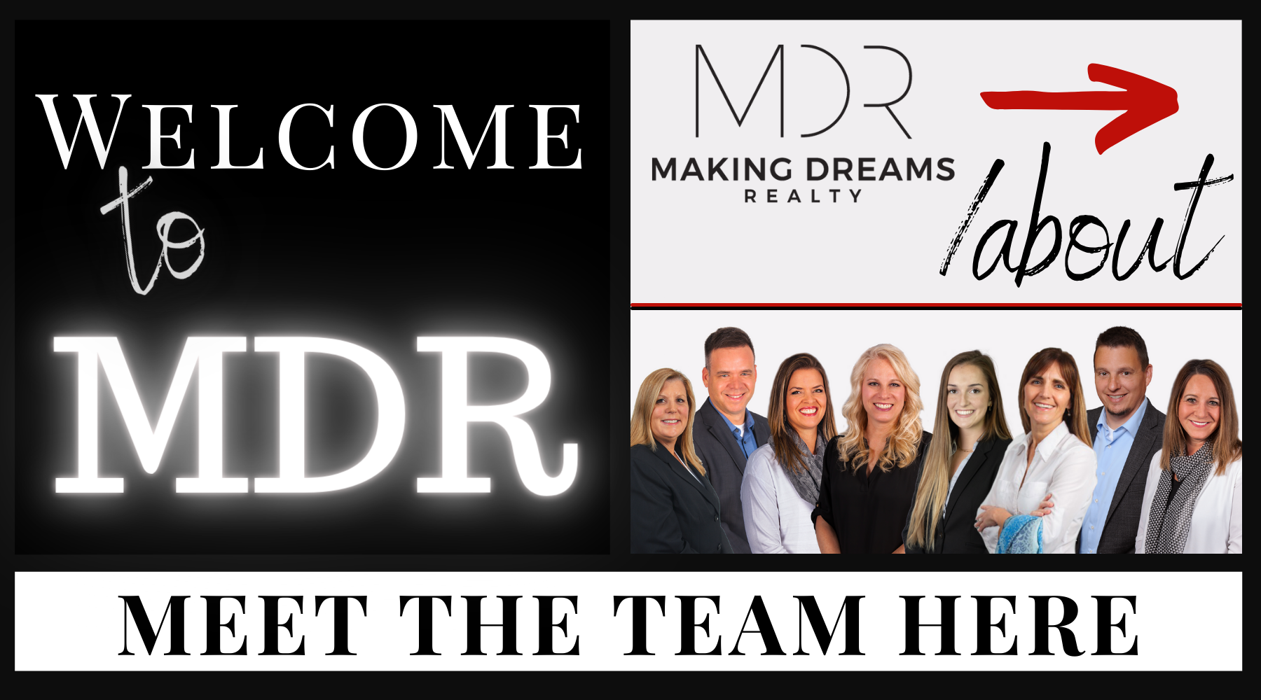 Meet the Team at MAKING DREAMS Realty