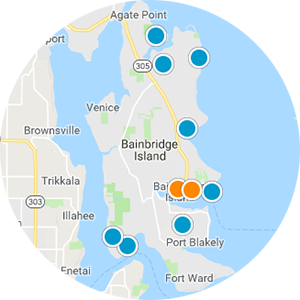 Rolling Bay Real Estate Map Search