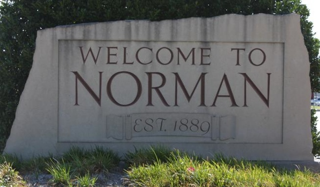 Relocating to Norman