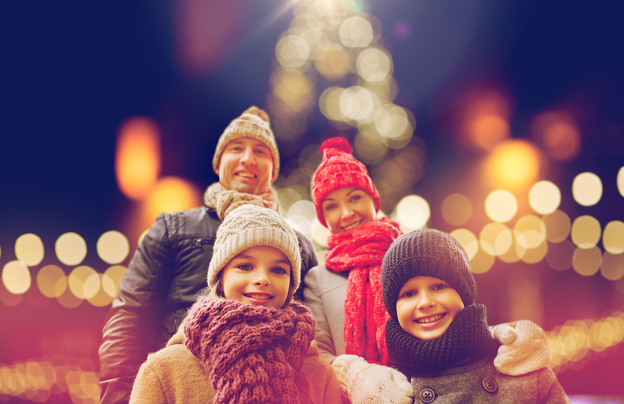 Celebrate the Season at the Holiday Festival of Lights at James Island County Park