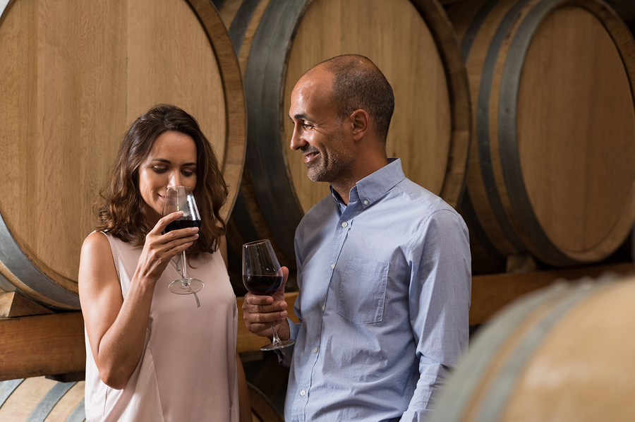 Taste Napa wines on Charleston real estate.