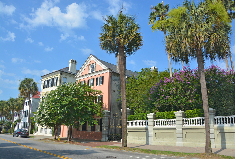 Search for a Charleston home and Charleston real estate.