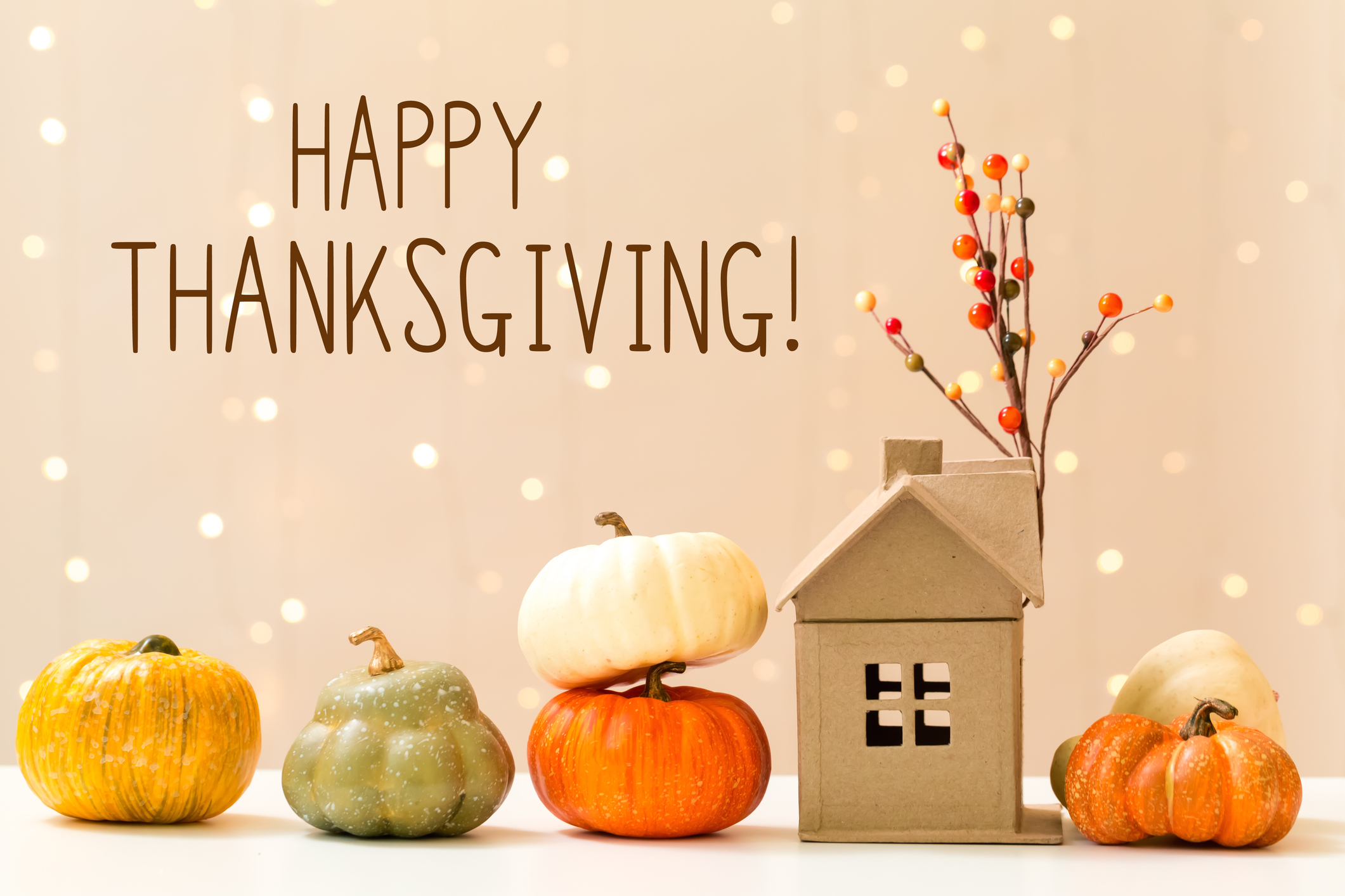Happy Thanksgiving 2018 to Kitsap County residents, friends, and family