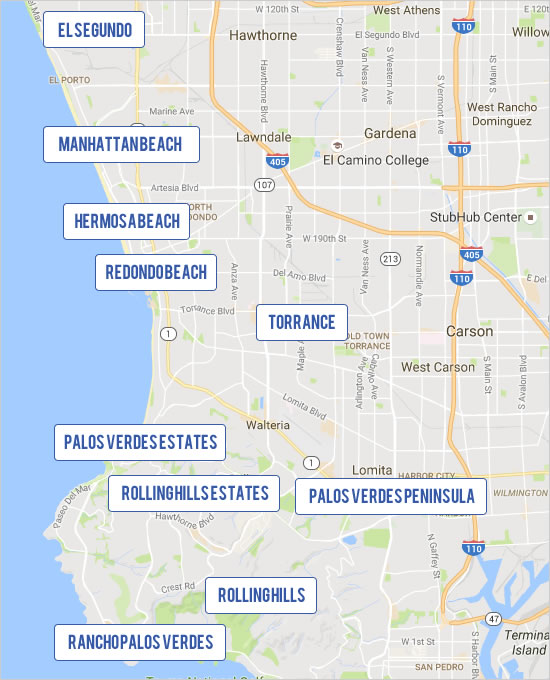 South Bay Real Estate Homes For Sale