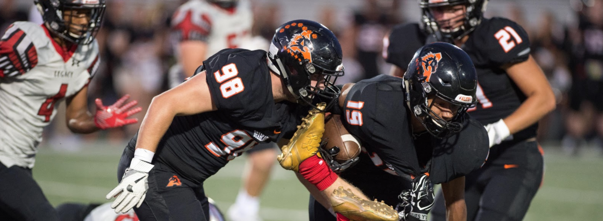 Aledo Bearcat Football