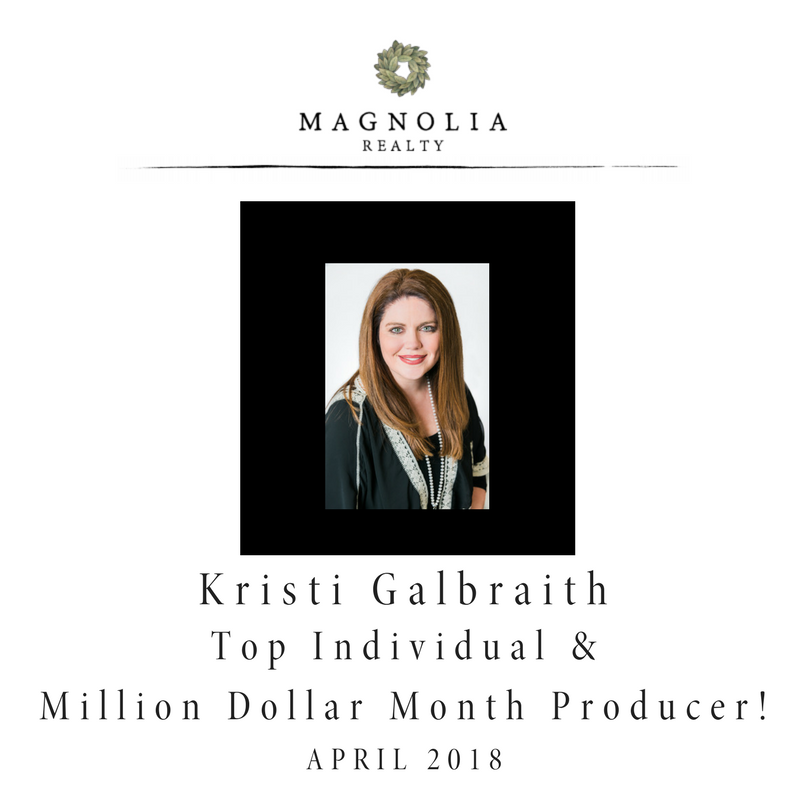 Kristi Sells Texas - Top Producer