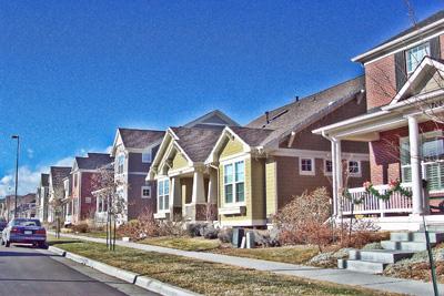 Lowry Neighborhood of Northeast Denver