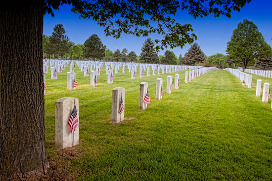 Fort Logan National Cemetery