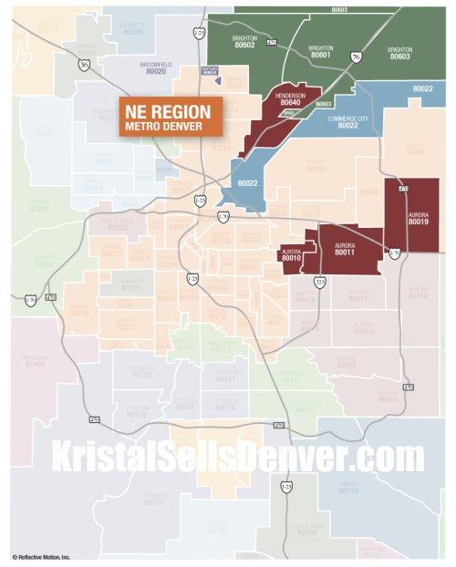Buying or selling a home? Call Kristal Kraft, Denver Realtor 303-589-2022
