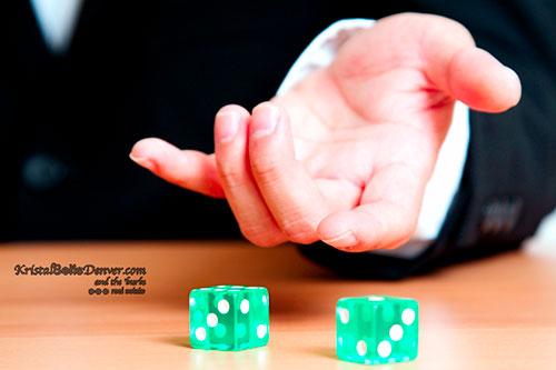 Don't be a gambler with your financing!