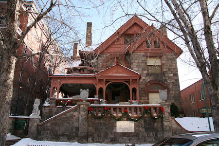 Molly Brown House Musuem