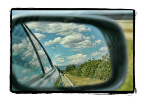 Rearview-relocation