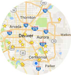 Search Denver Real Estate on a Map