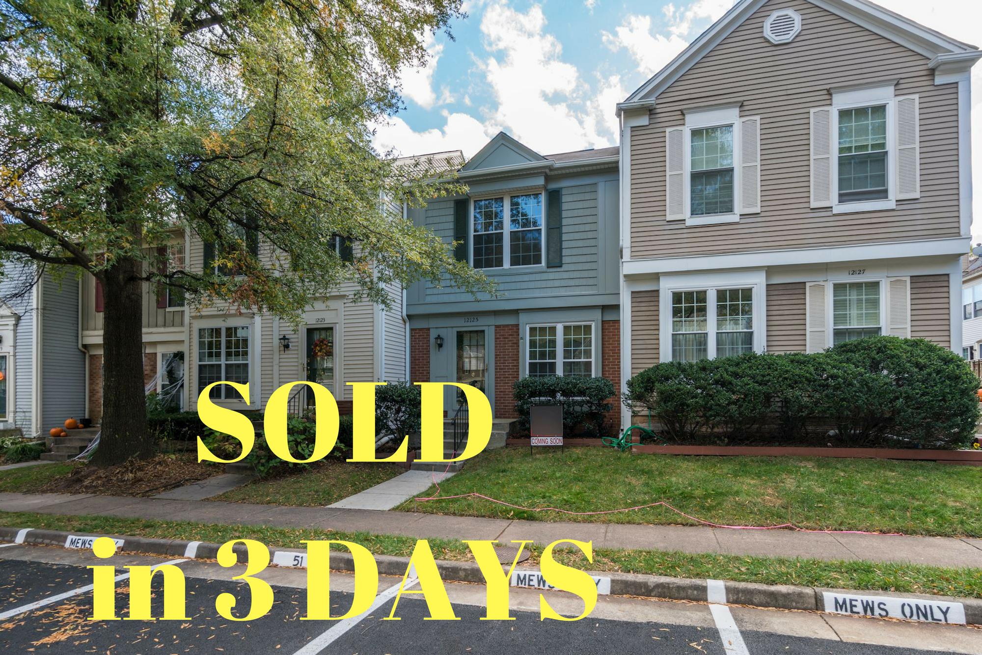 Penderbrook Fairfax VA homes for sale