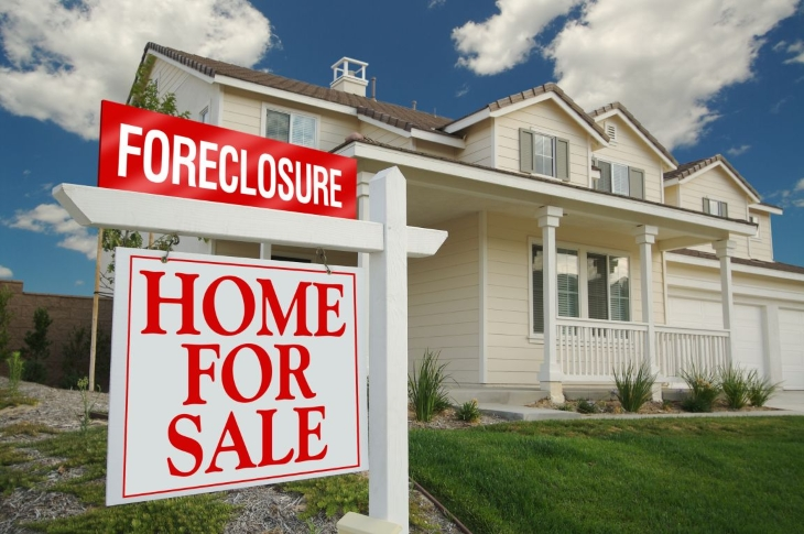 pre-foreclosure listings
