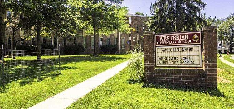 Westbriar Elementary School - Vienna