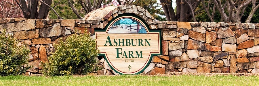 Ashburn Farm Homes for Sale