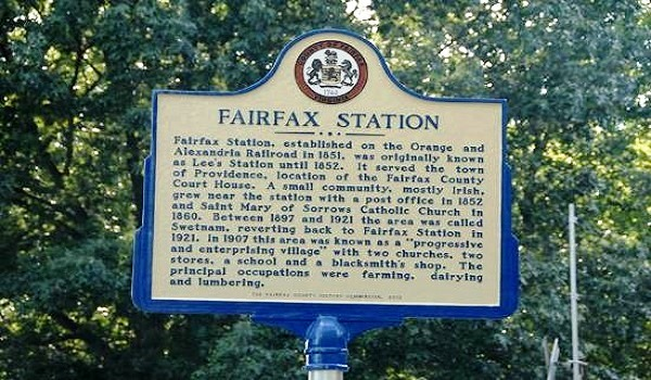 fairfax station real estate