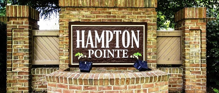 Hampton Pointe Real Estate