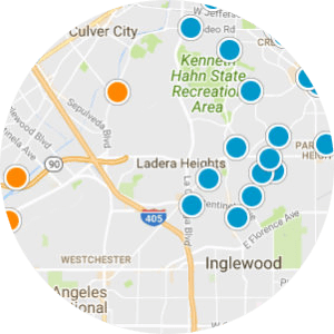 Ladera Heights Real Estate Map Search