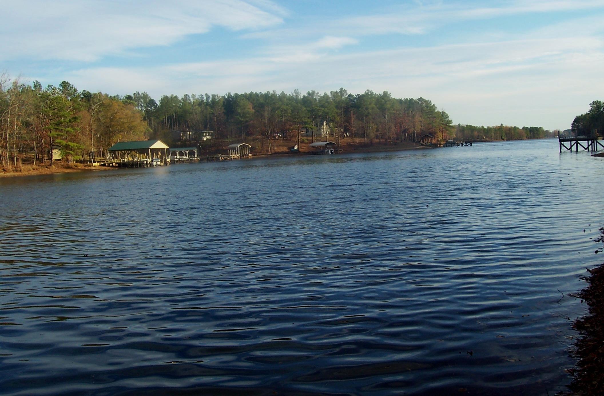 Lake Greenwood View