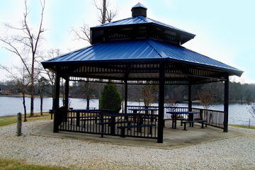 Eagles Harbor Gazebo