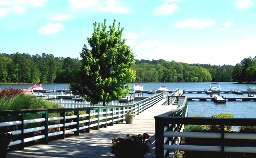 Grand Harbor Marina Lake Greenwood