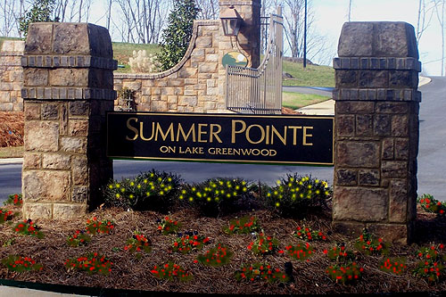 Homes for Sale in Summer Pointe Lake Greenwood SC