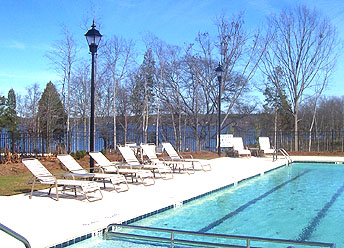Summer Pointe Lake Greenwood Pool