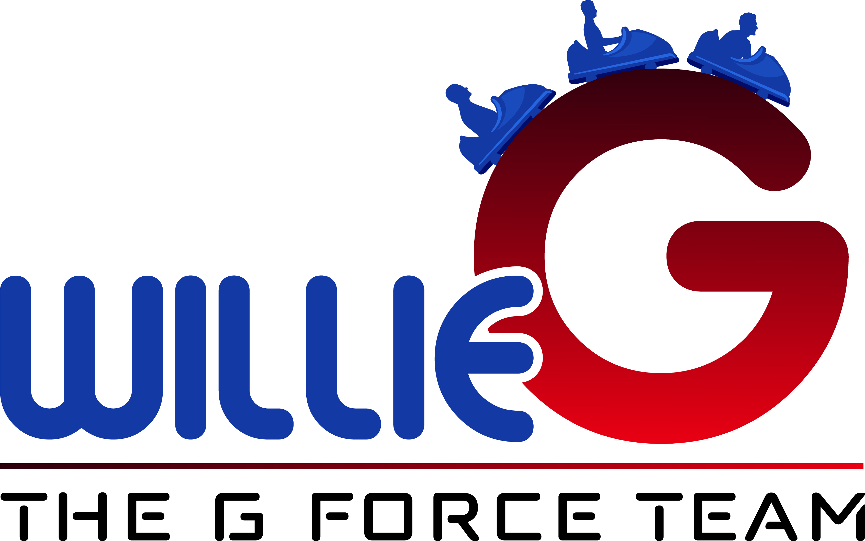 willie g - the g force team