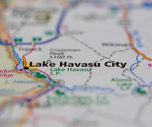 mls map - Lake Havasu City