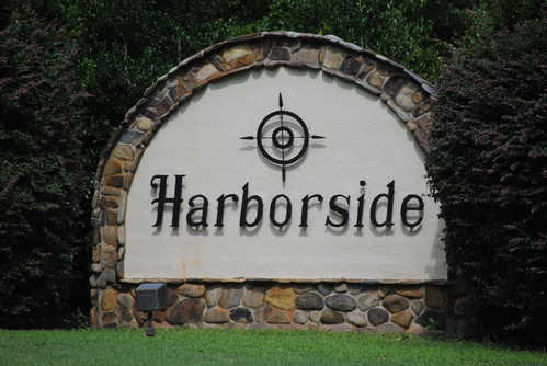 harborside community on lake greenwood