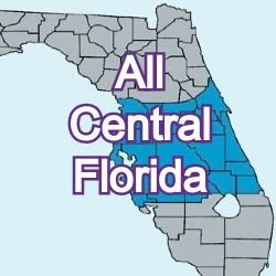 Central Florida Counties