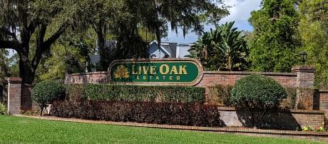 Live Oak Estates Homes for Sale