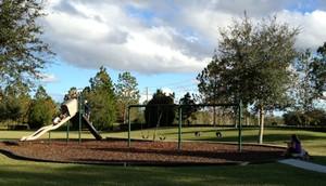 Moss Park Landing Playground