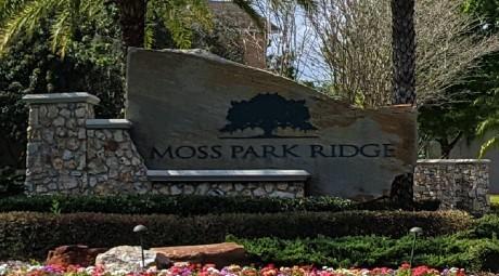 Moss Park Ridge Homes for Sale Lake Nona