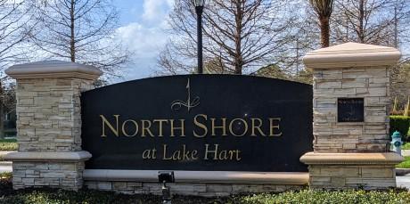 North Shore at Lake Hart in Lake Nona