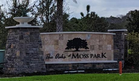 Moss Park Reserve Lake Nona
