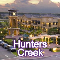 Hunters Creek Florida Homes for Sale