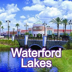 Waterford Lakes Florida Homes for Sale