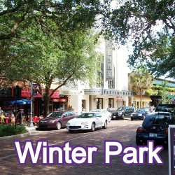 Winter Park Florida Homes for Sale