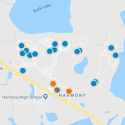 Harmony Interactive Real Estate Map Search