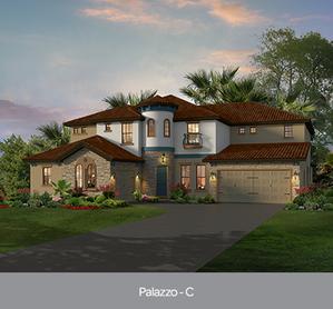 Waterside Vista home model