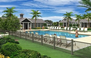 Randal Park Residents Club Pool Lake Nona