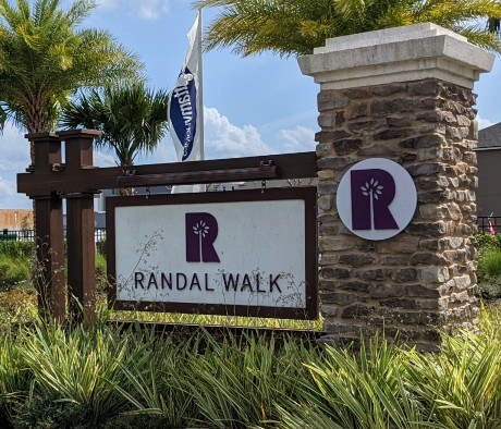 Randal Walk in Lake Nona, Orlando Florida